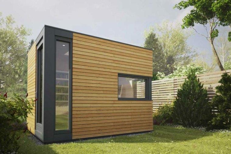 oficinas modernas jardin diseno lugar trabajo pequeno ideas