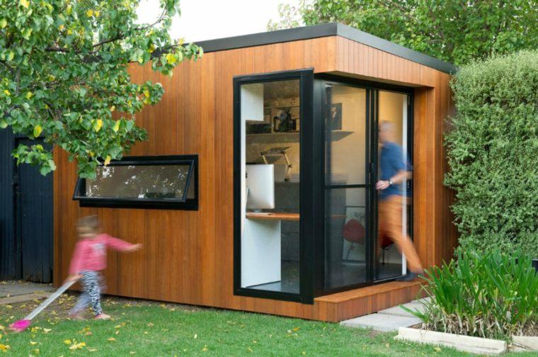 oficinas modernas jardin diseno perfecto jardines pequenos ideas