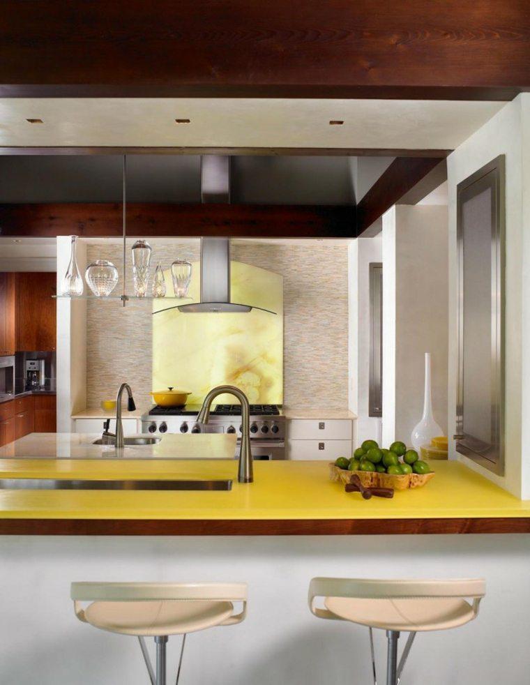 Onix piedra que pueden usar en el dise o de interior for Diseno interior cocina