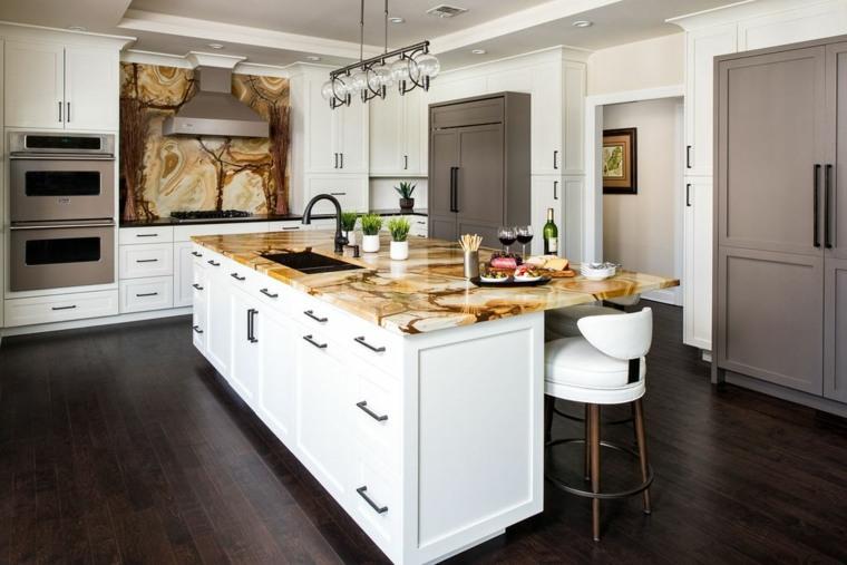onix piedra diseno interiores cocina jason landau ideas