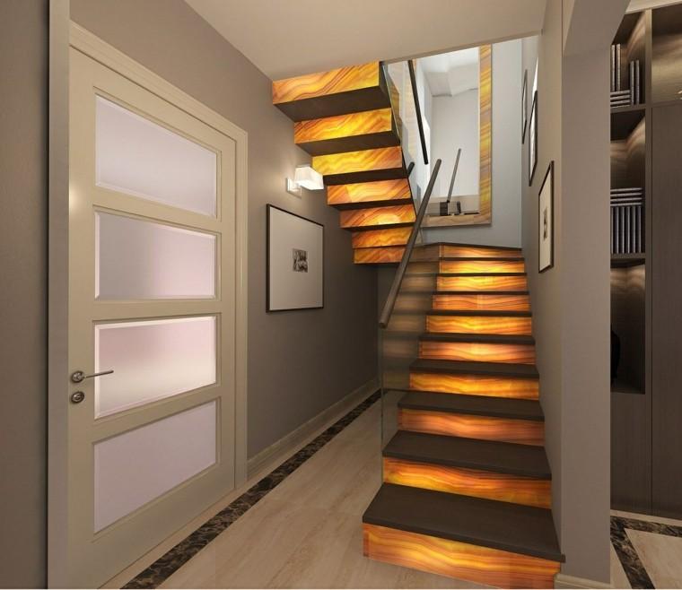 onix piedra diseno interiores escalera ideas