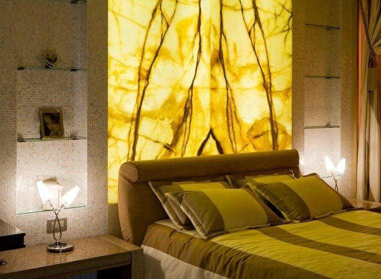 onix piedra diseno interiores toque original dormitorio ideas