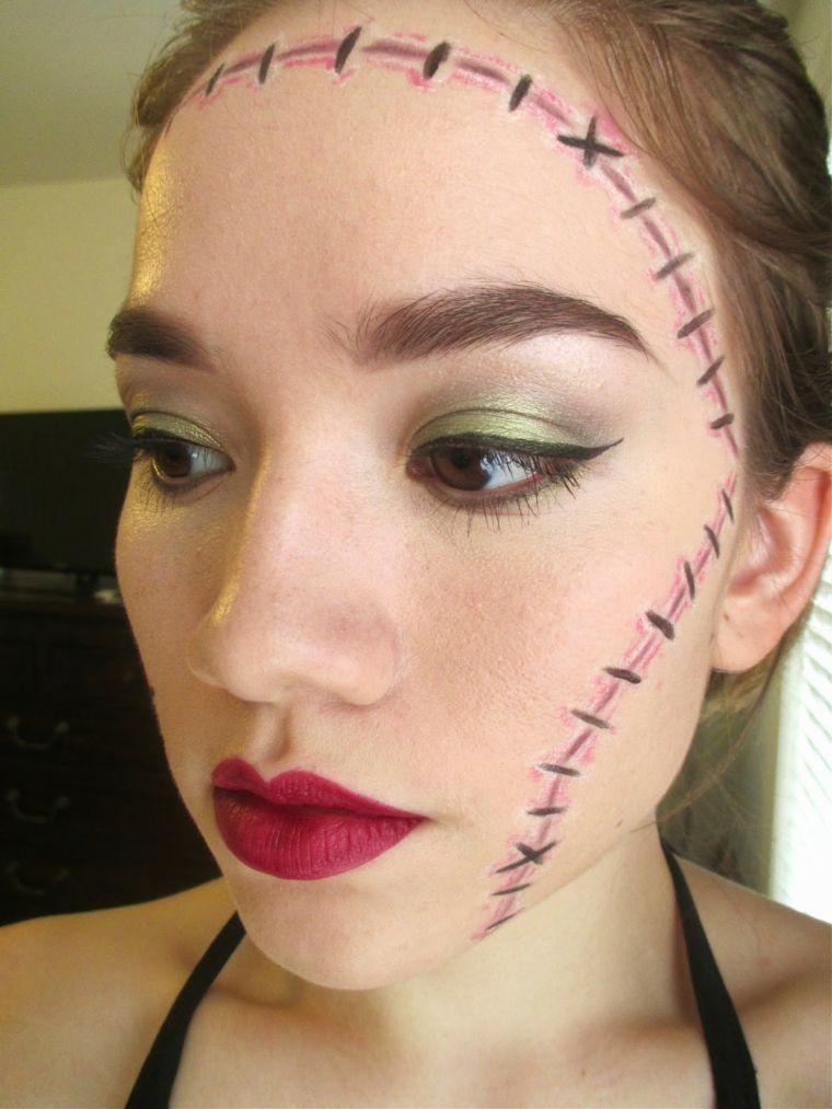 opcion interesante maquillaje ultimo momento ideas