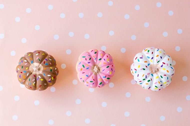 original decoración formas dulces
