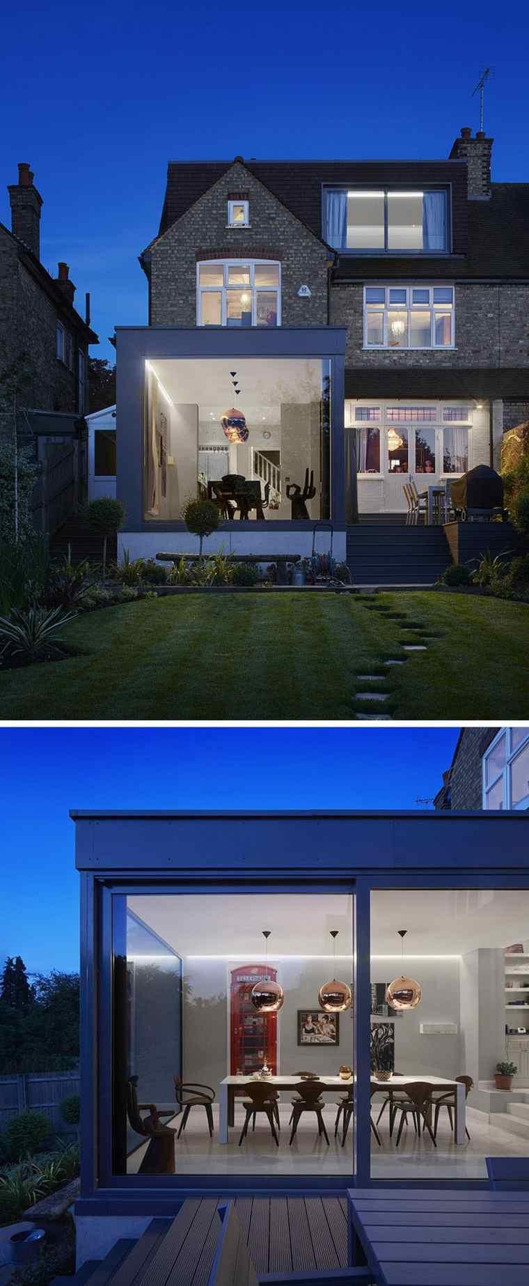 original casa estilo moderno