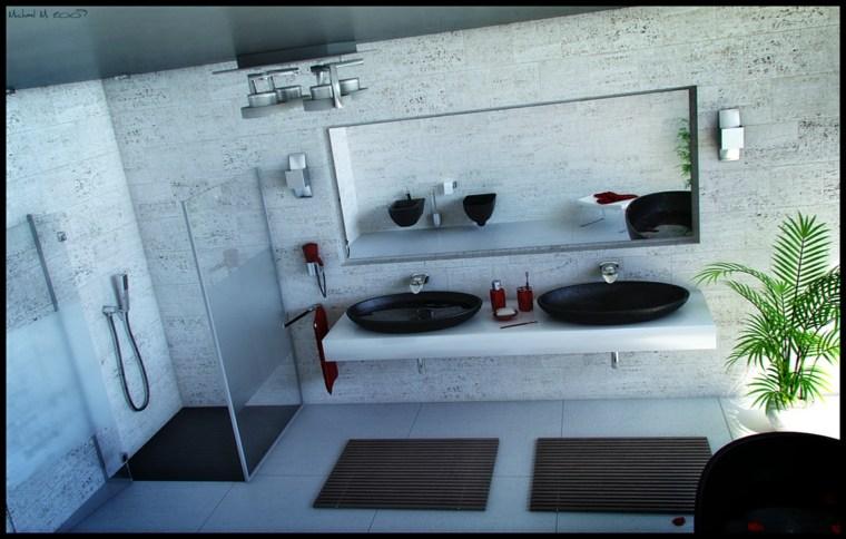 original cuarto baño moderno