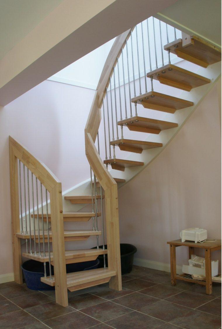 original diseño escalera colgante