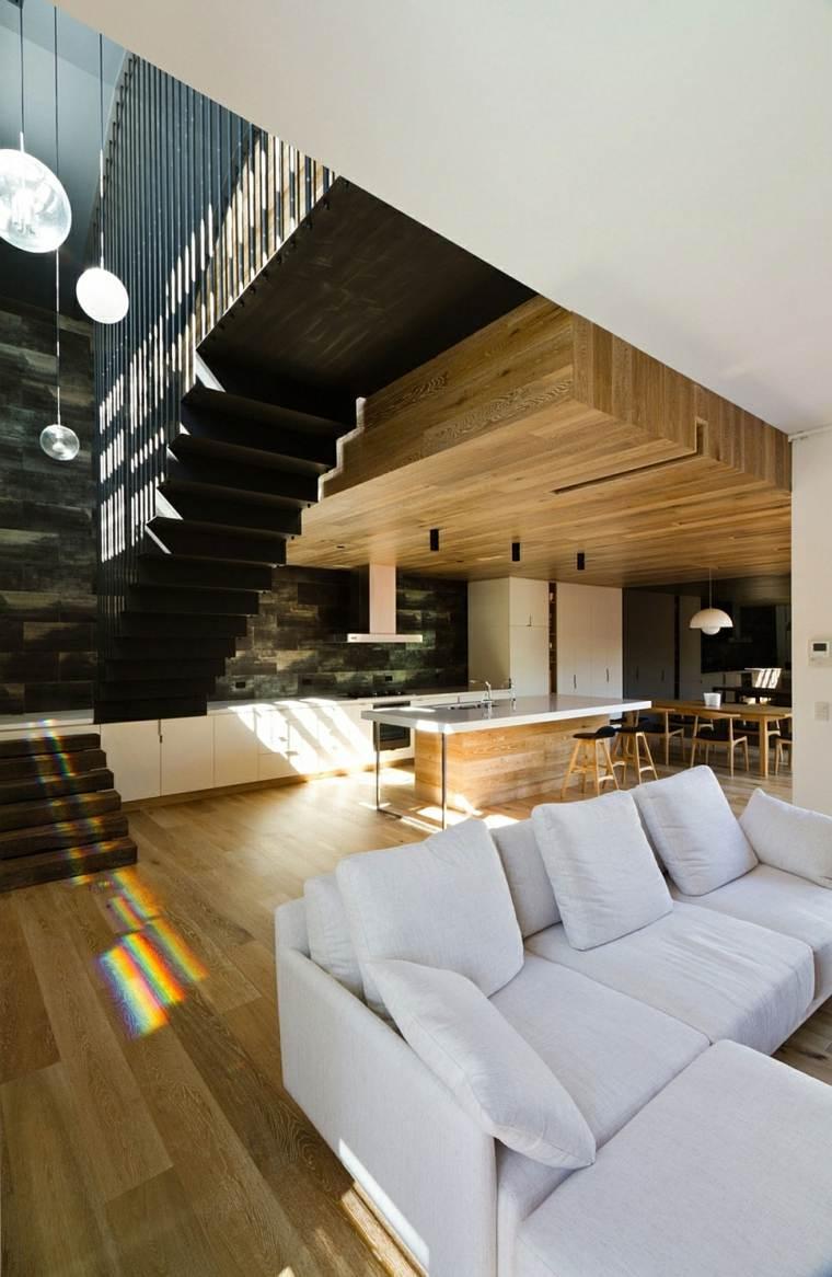 original diseño interior techo falso