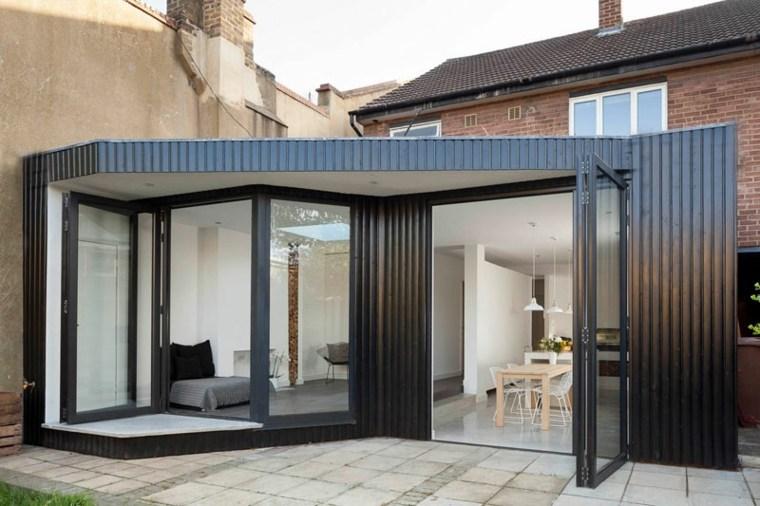 original casa diseño jardin moderna
