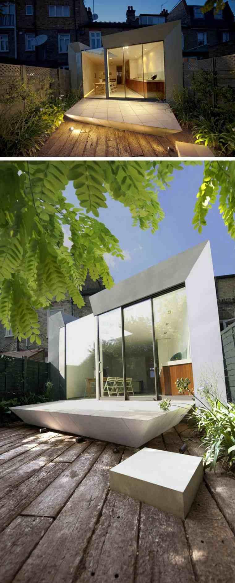 original casa jardín moderno