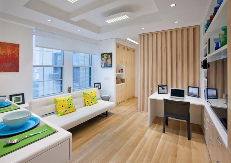 original decoración moderna apartamento