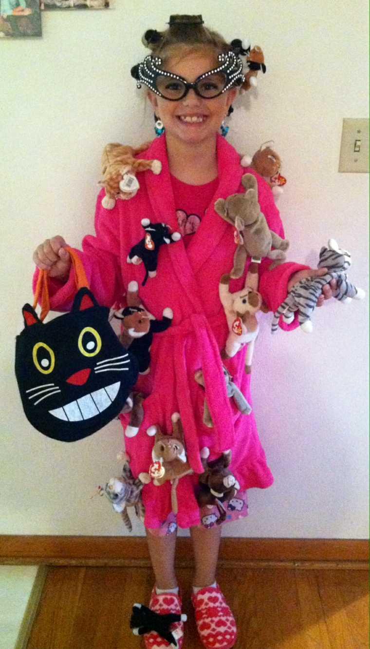 original disfraz mujer gatos