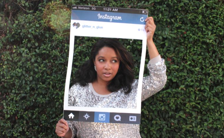 originaldisfraz selfie instagram