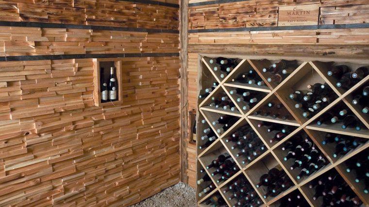 original interior bodega vino madera