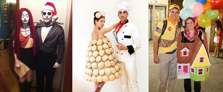 originales ideas disfraces de parejas