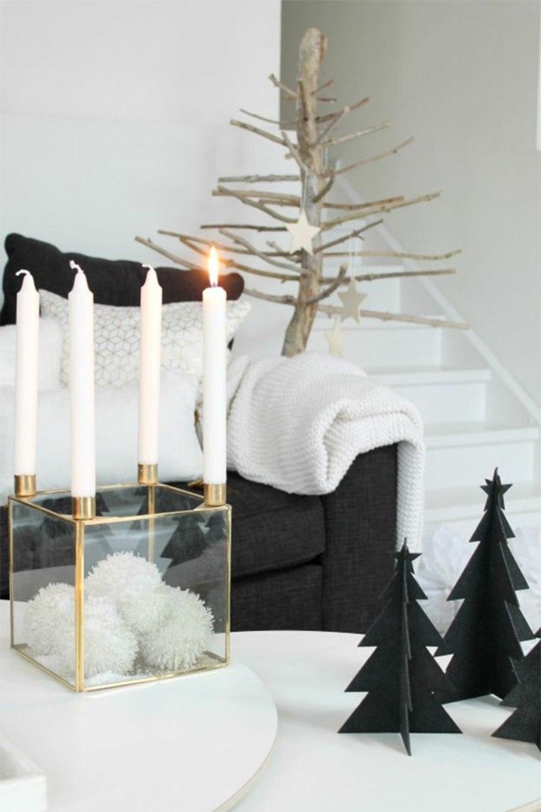 originales adornos Navidad modernos