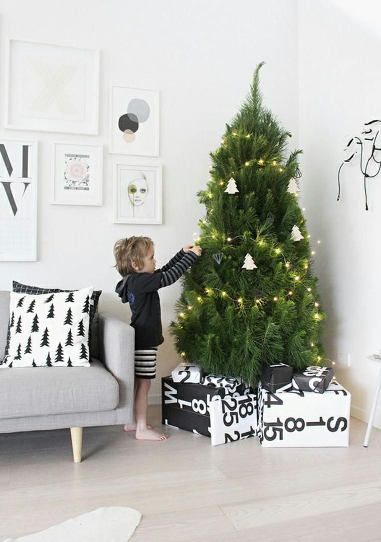 original decoracion moderna navidades