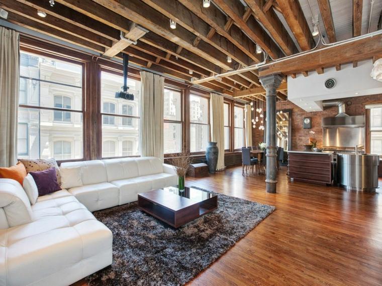 ideas para decorar un piso loft