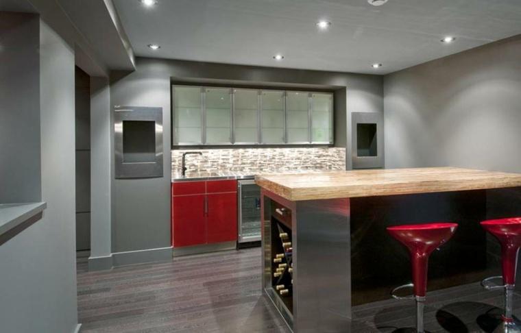 pisos para reformar cocinas