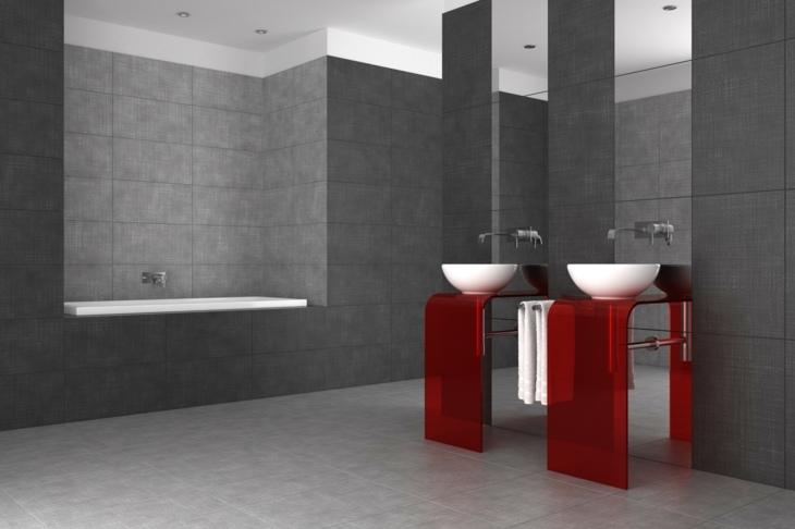 rojo espacios variaciones estilos