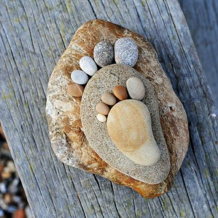 proyectos diy rocas especiales ideas madera