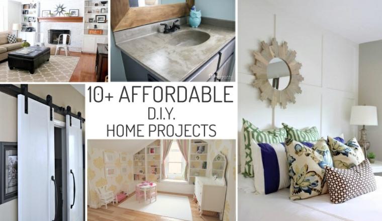 proyectos remodelacion diy hogar
