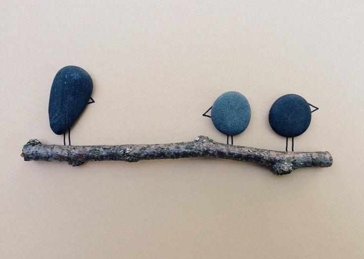 ramas pajaros estilos especiales aves