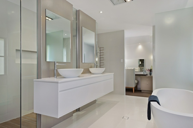 reformar un piso baño