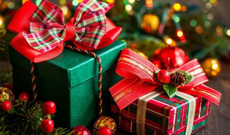 regalos navideños envolturas bonitas