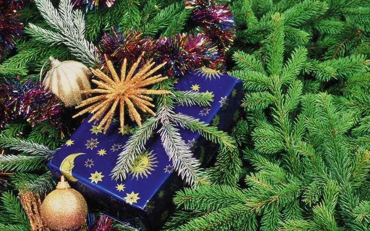 regalos navideños decorados navidad