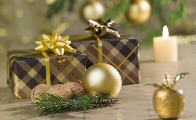 regalos navideños envolturas bellas