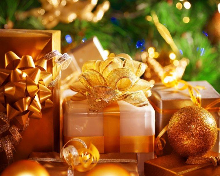 Regalos navideños, ideas para envolverlos -