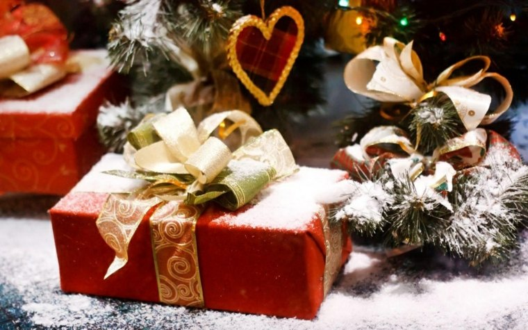 regalos originales por navidad decorados