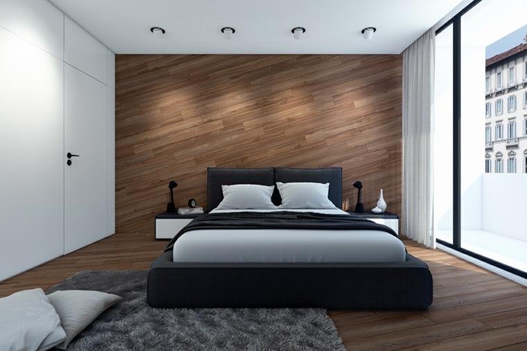 revestir pared con madera interior