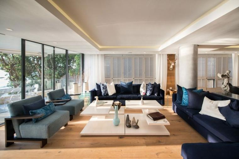 salon amplio diseno inhouse brand architects ideas
