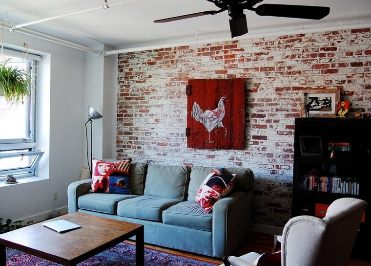 salon-ladrillo-sofa-opciones-diseno-estilo