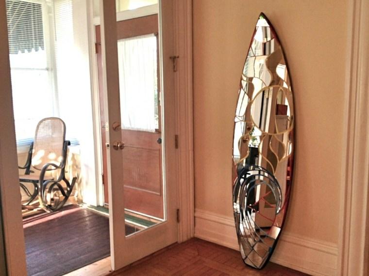 tablas de surf decoración