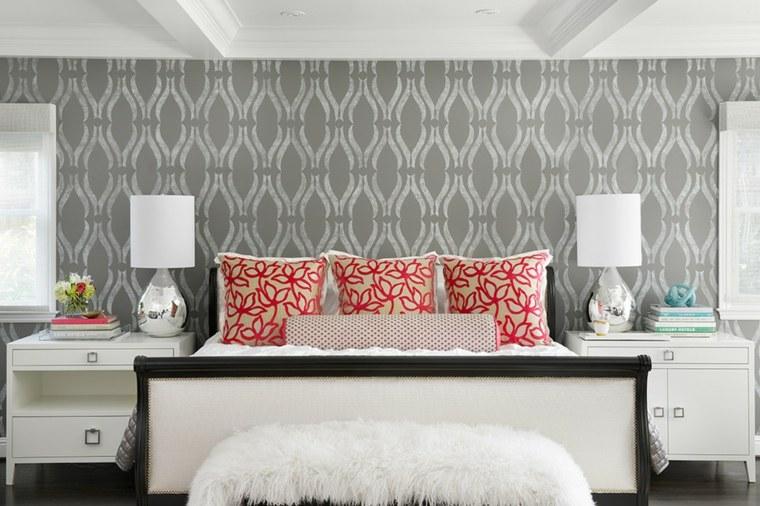 Texturas para paredes ideas de decoraci n for Papel para tapizar paredes