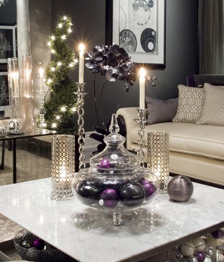 velas para decorar mesas