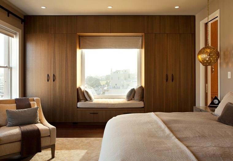 ventanas modernas dormitorio
