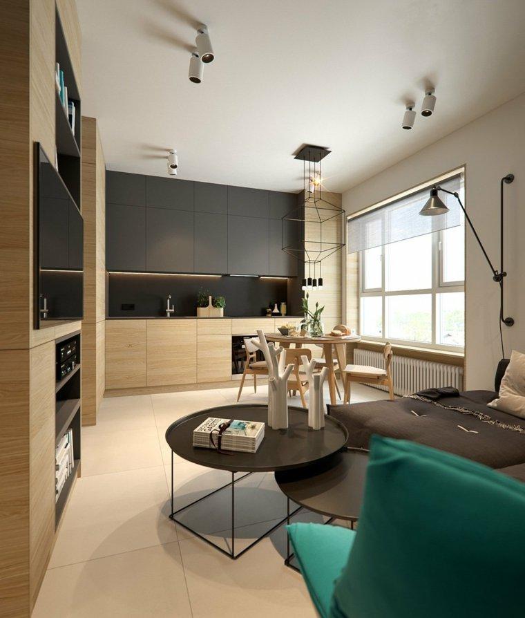 Alexander Lysak cocina moderna interior