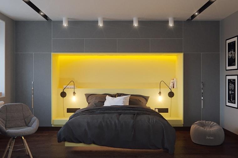 habitacion moderna de Andrew Repn