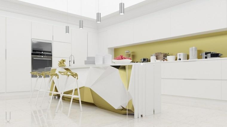 Diseño cocina Anton Li
