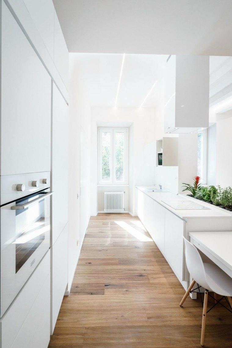 cocina moderna estilo minimalista