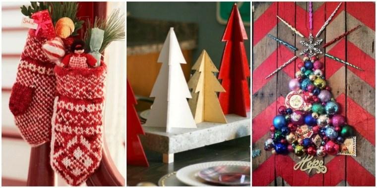 decoracion navideña manualidades originales