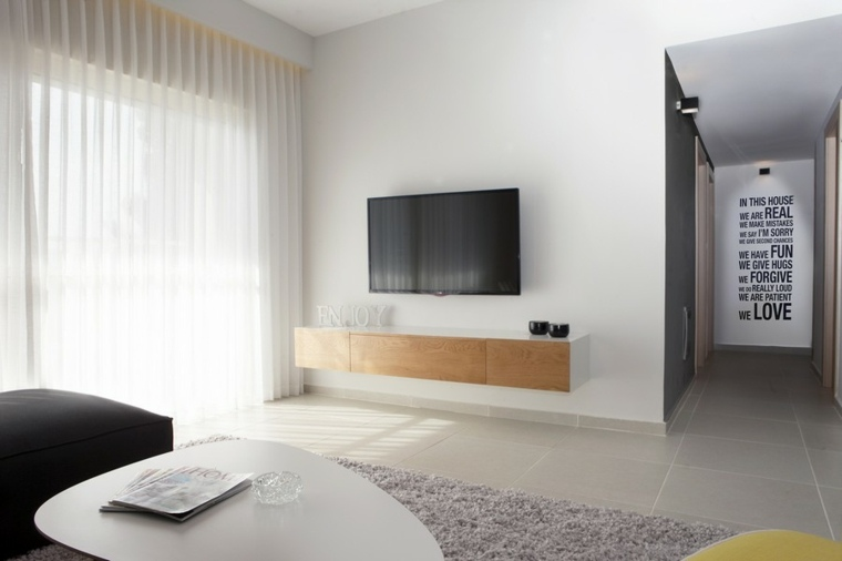 Decoracion pisos peque os menos es m s for Decoracion pisos pequenos modernos