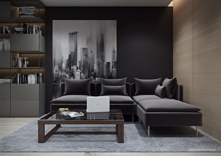 dimo dimitrov sala de estar