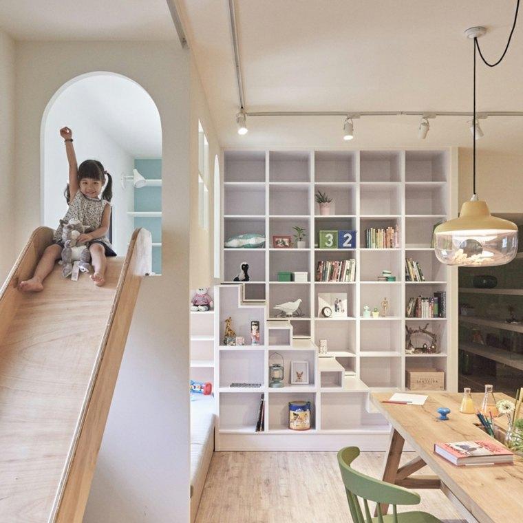 hao design diseno tobogan dentro casa opciones ideas