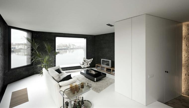 house g s sala estar moderna