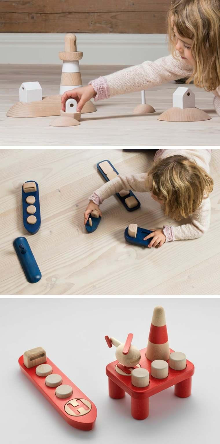 ideas para regalar juguetes madera